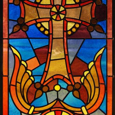 Sample Window_Western Diocese Armenian_Burbank