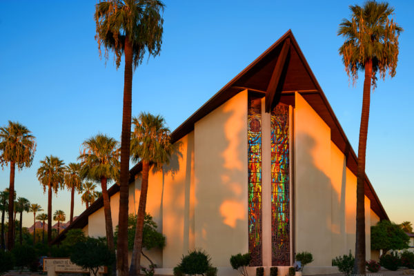 Judson Studios. Church of the Beatitudes, Phoenix.